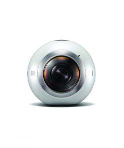 High Resolution VR Camera Gear 360 Real 360°