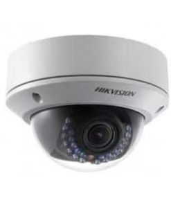 2MP WDR Dome Network Camera with IR