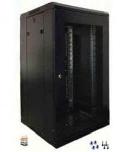 18U Server Rack/cabinet 600  x 600  Glass Front Door