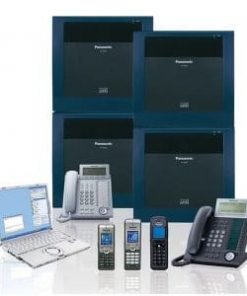 Analogue, Hybrid and IP Voice System