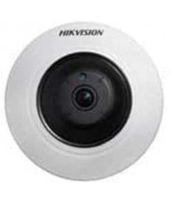 4MP Compact Fisheye Network Camera DS-2CD2942F-(I)