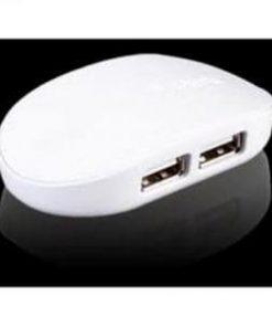 D-LINK DUB-1040 4-port Pocket USB 2.0 HUB Upstream USB Type A