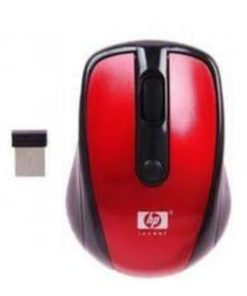 10n HP Wireless 2.4G Optical Mouse