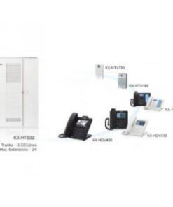 Panasonic Hybrid/IP PBX System KX-HTS32 No License Required