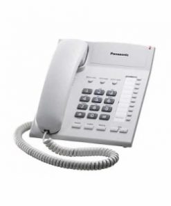 Panasonic KX-TS 820 Corded phone with power over Ethernet