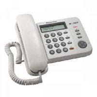 Panasonic KX-TS580 50-Station Caller ID Corded Phone