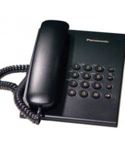 Panasonic KX-TS500B Integrated Corded Phone System,