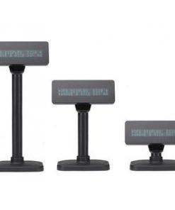 Point of Sale Customer Display Poles | VFD 8000 Machine