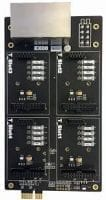 Yeaster EX08 Expansion board with 8 Rj11 ports for S100