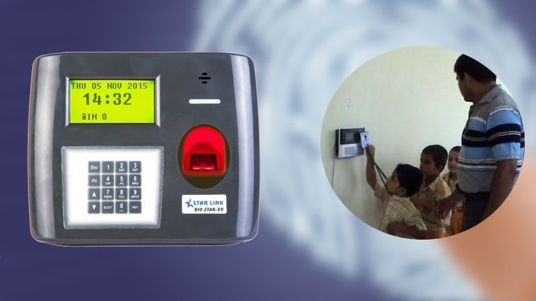 School/Student Biometric Time attendance systems | Treline Networks