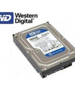 500GB Western Digital HDD