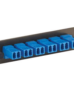 8 Port Fibre Patch Panel with AC Adapter