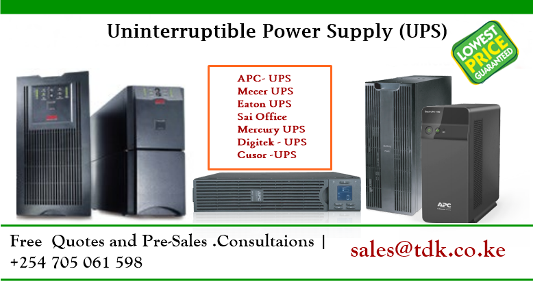 Kenya uninterruptible power supply Solutions